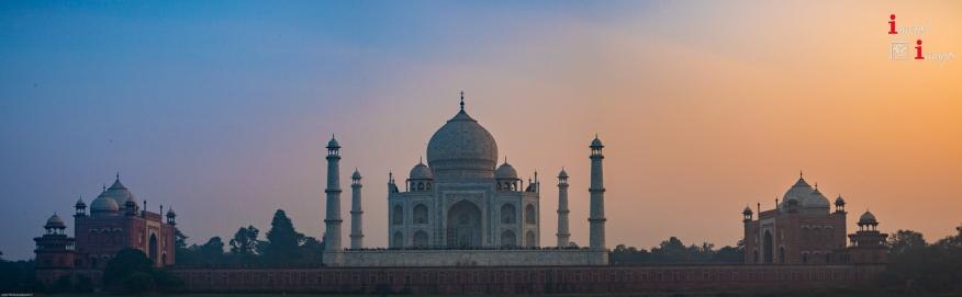 Taj Mahal, Dec 2017
