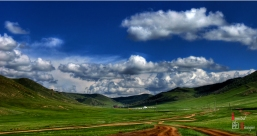 Mongolian Landscape, Aug 2012