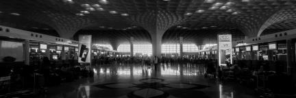 Mumbai Airport view, 2018